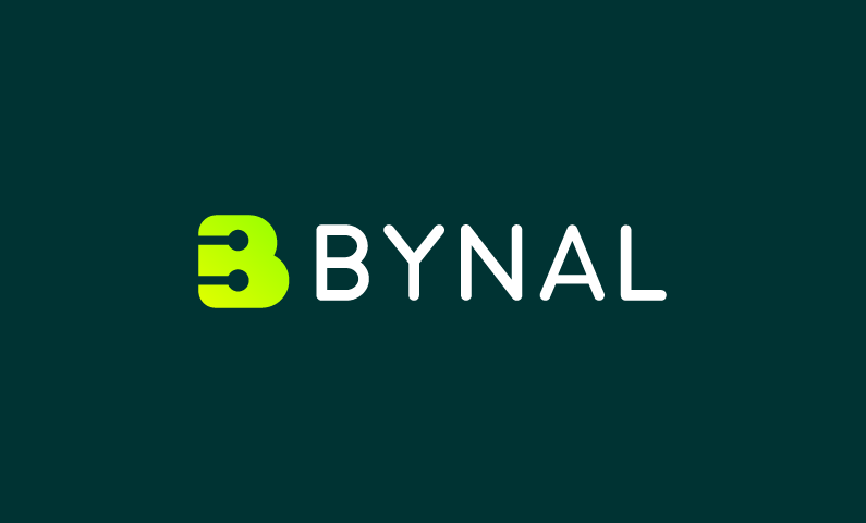 Bynal - Technology startup name for sale
