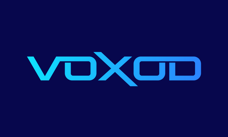 Voxod - Technology startup name for sale