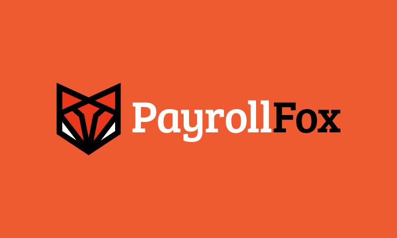 payrollfox com domain name