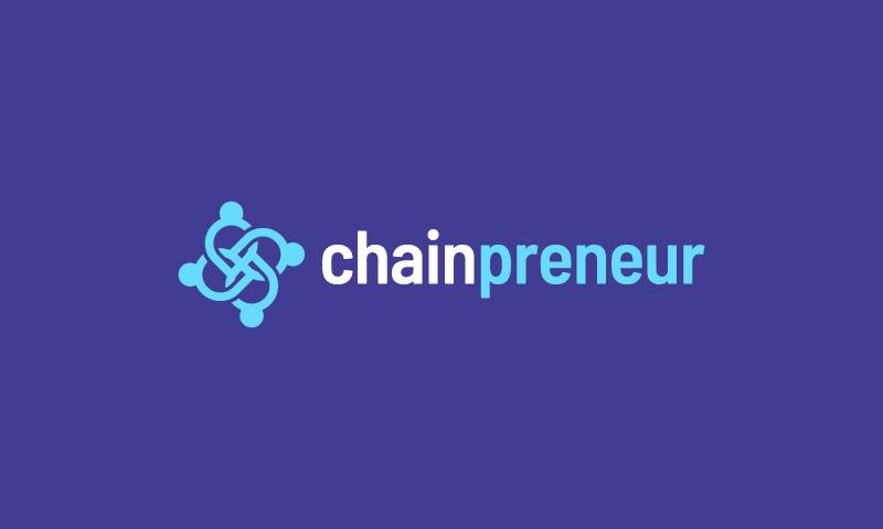 chainpreneur