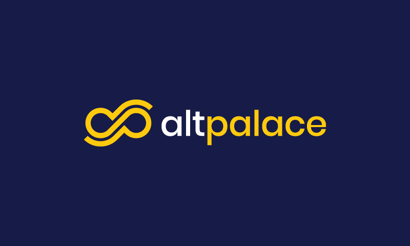 Altpalace - Cryptocurrency business name for sale