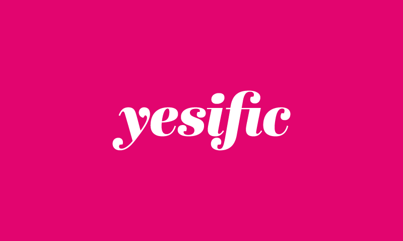 Yesific - Retail business name for sale