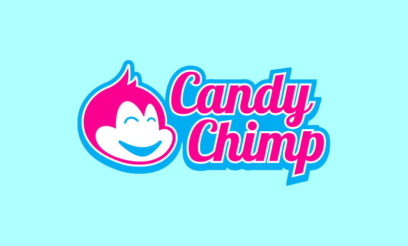 Candychimp - Food and drink business name for sale