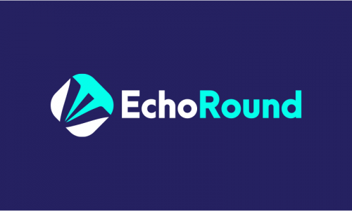 Echoround - AI business name for sale
