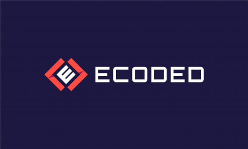 Ecoded - Business brand name for sale