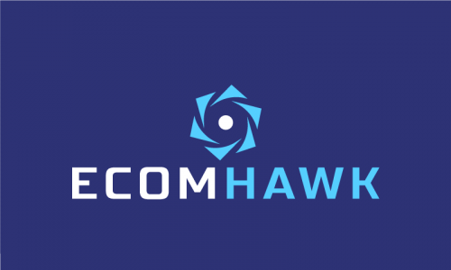 Ecomhawk - Contemporary business name for sale