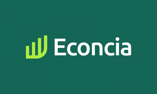 Econcia - Business domain name for sale