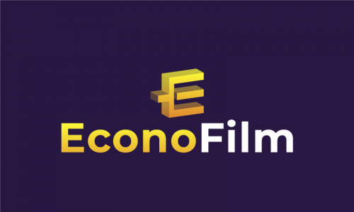 Econofilm - Technology startup name for sale