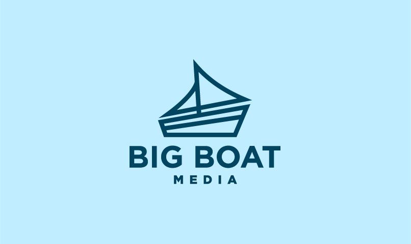 Bigboatmedia - Media domain name for sale