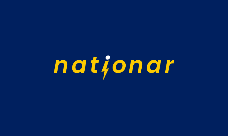 Nationar - Energy startup name for sale