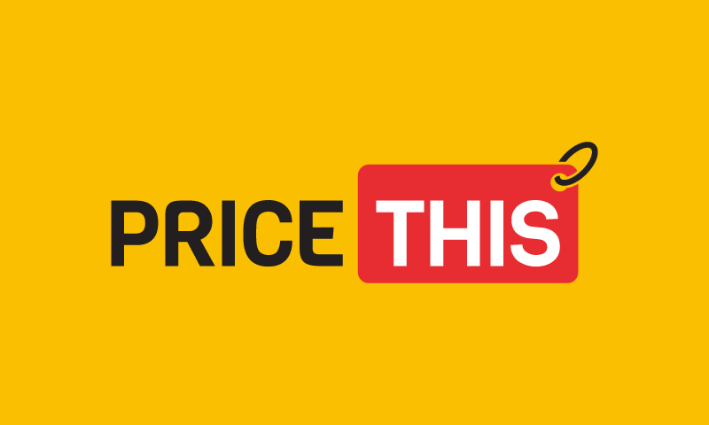 Pricethis - Possible brand name for sale