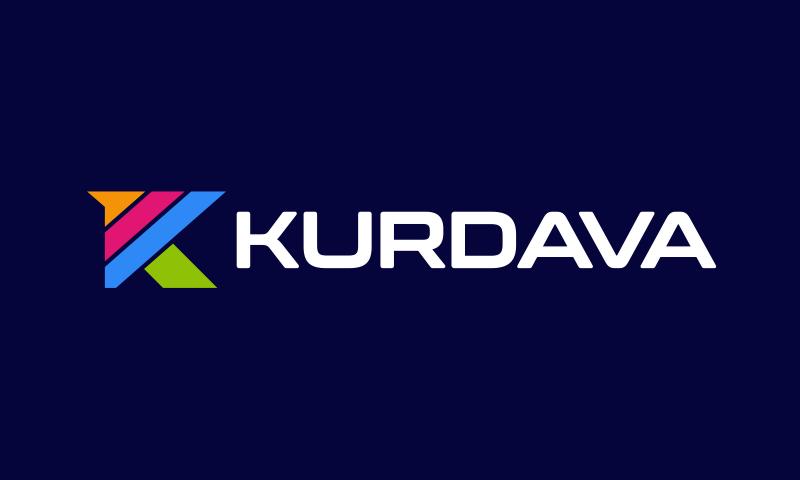 Kurdava - Social company name for sale