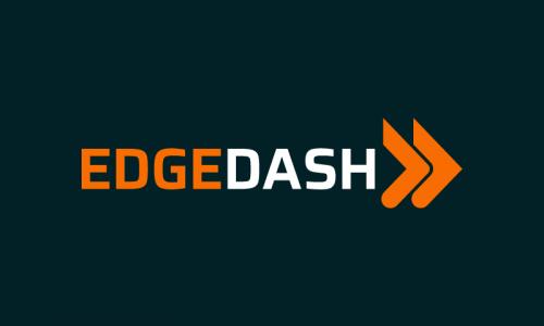 Edgedash - Logistics brand name for sale