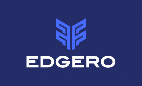 Edgero - Consulting brand name for sale