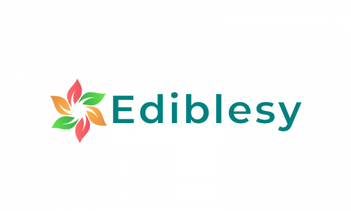 Ediblesy - E-commerce brand name for sale