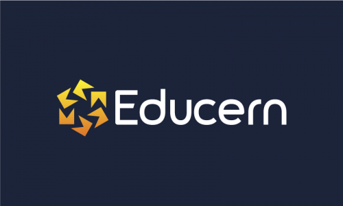 Educern - Education startup name for sale