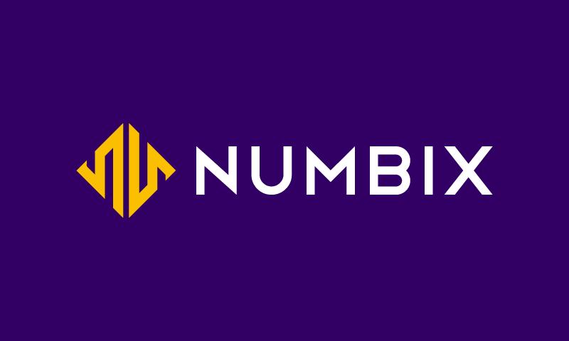 Numbix logo