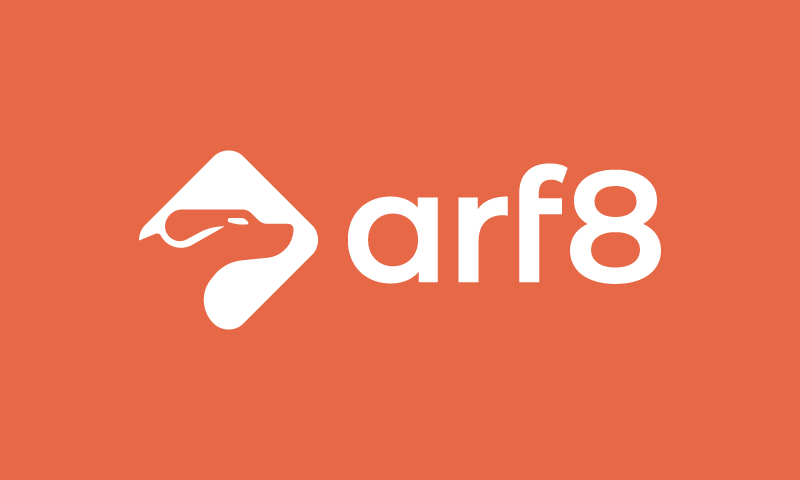 Arf8 - Retail startup name for sale