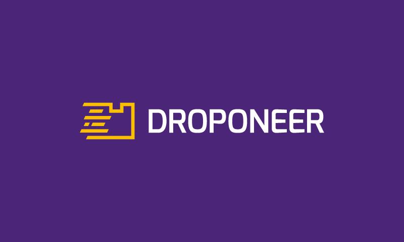 Droponeer