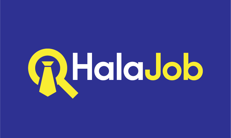 Halajob - Recruitment business name for sale