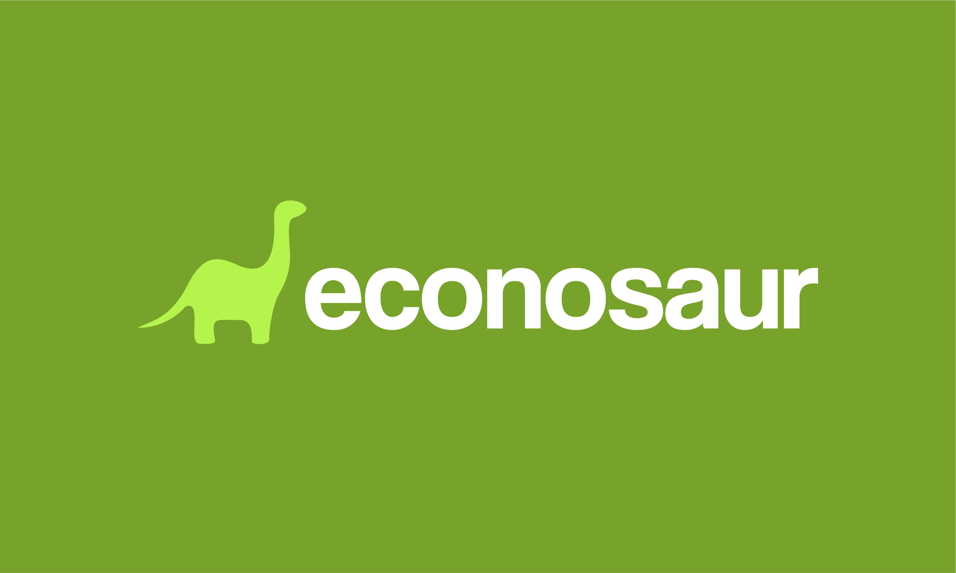 Econosaur