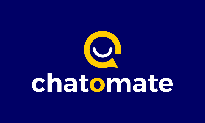 Chatomate - Social company name for sale