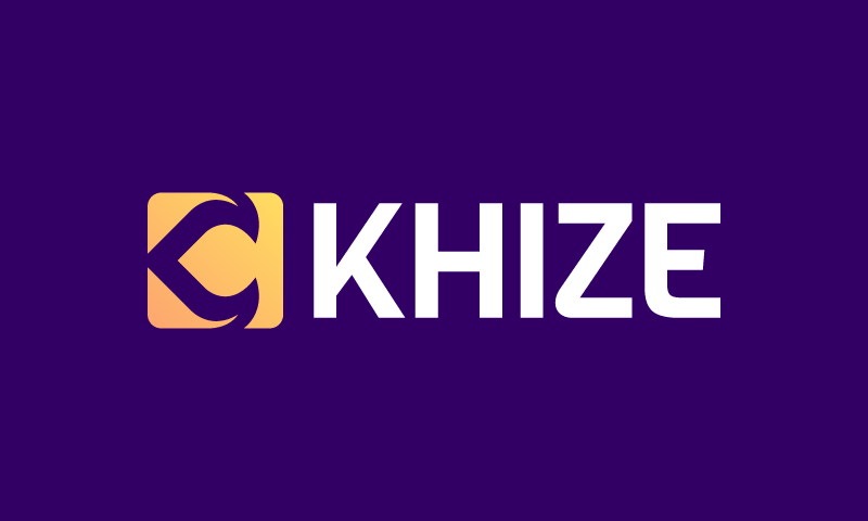 Khize - Cryptocurrency business name for sale
