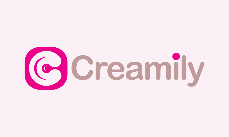 Creamily - Food and drink brand name for sale