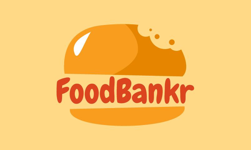 Foodbankr - Nutrition domain name for sale