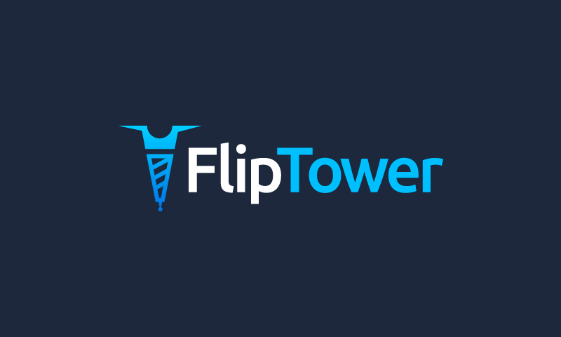 Fliptower - Business startup name for sale