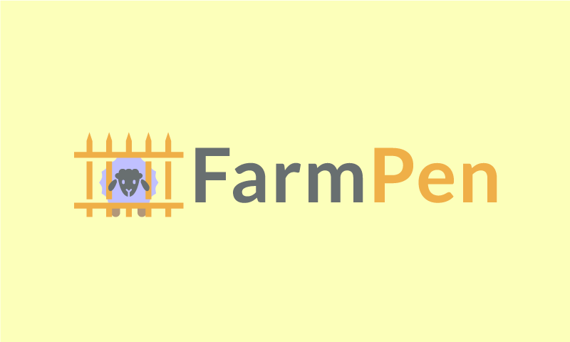 Farmpen - Agriculture brand name for sale
