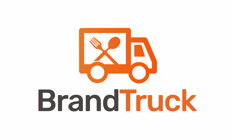 Brandtruck - Food and drink company name for sale