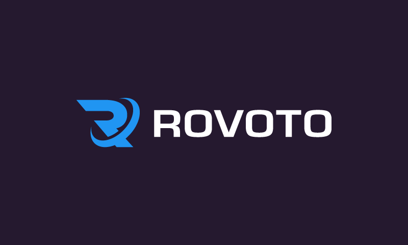 Rovoto - Artificial Intelligence domain name for sale