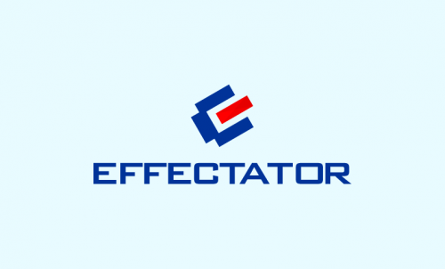 Effectator - Writing company name for sale