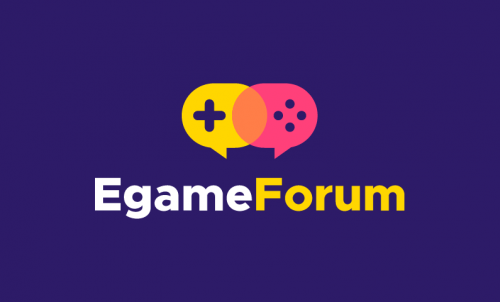 Egameforum - Video games company name for sale
