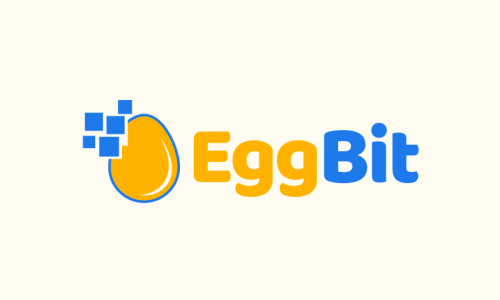 Eggbit - Technology company name for sale