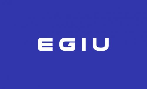 Egiu - Retail brand name for sale
