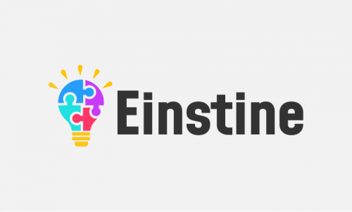 Einstine - E-learning business name for sale