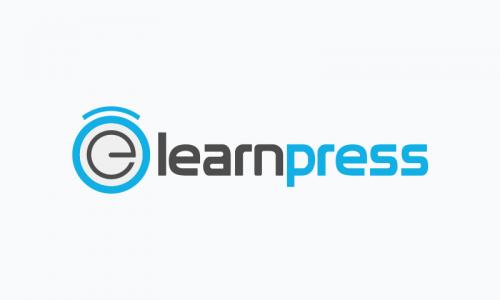 Elearnpress - Training business name for sale