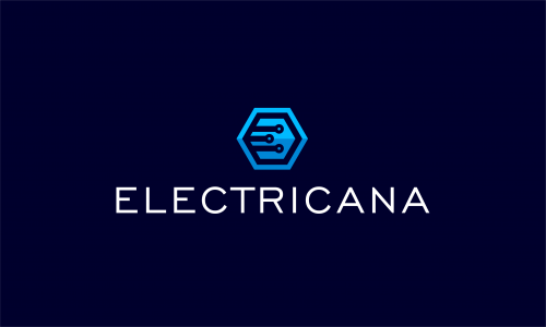 Electricana - Electronics business name for sale