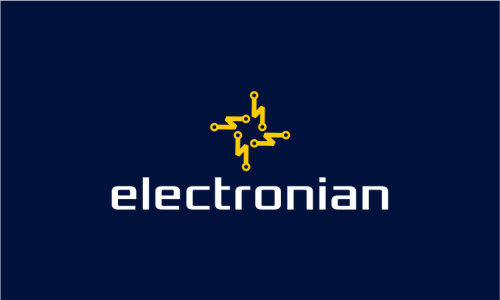 Electronian - Marketing domain name for sale