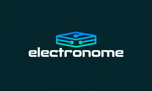 Electronome - Electronics brand name for sale
