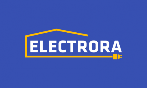 Electrora - Electronics startup name for sale