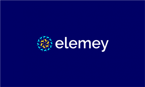 Elemey - Design startup name for sale