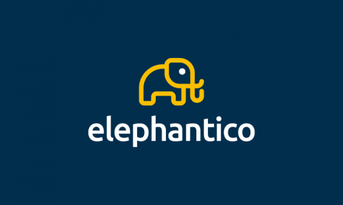 Elephantico - Creative brand name for sale