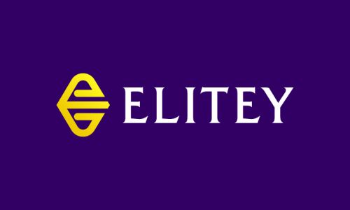 Elitey - E-commerce product name for sale
