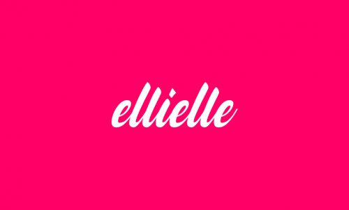 Ellielle - E-commerce brand name for sale
