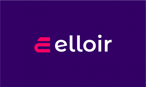 Elloir - Dining business name for sale