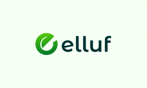 Elluf - Technology brand name for sale