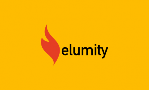 Elumity - Potential startup name for sale